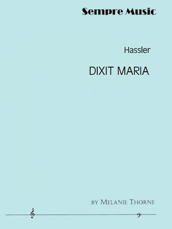 DIXIT MARIA