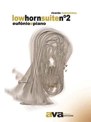 LOW HORN SUITE No.2 (treble/bass clef)