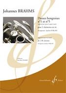 HUNGARIAN DANCES Nos.1 & 5