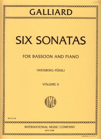 SIX SONATAS Volume 2