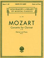 CLARINET CONCERTO K622