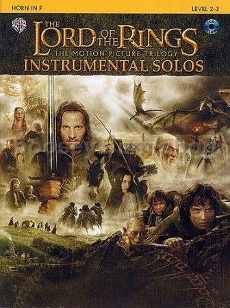 LORD OF THE RINGS TRILOGY + Online Audio