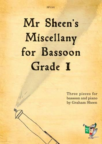 MR SHEEN'S MISCELLANY FOR BASSOON Grade 1
