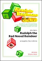 RUDOLPH THE RED NOSED REINDEER (score & parts)
