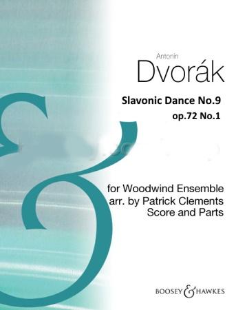SLAVONIC DANCE No.9 Op.72 No.1 (score & parts)