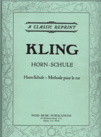 HORN-SCHULE Method for Horn