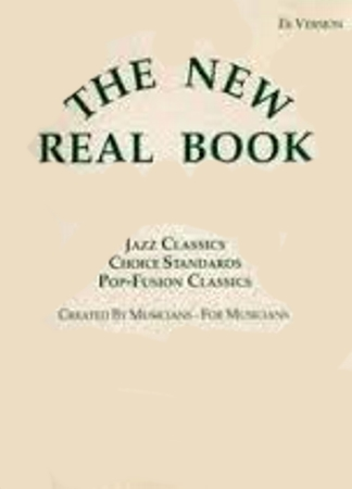 THE NEW REAL BOOK Bb edition