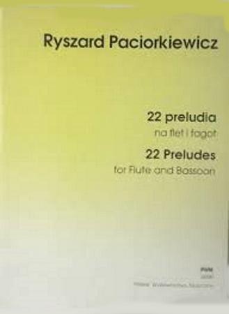 22 PRELUDES