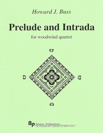 PRELUDE AND INTRADA