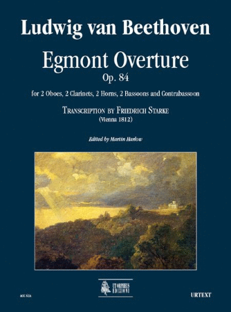 EGMONT Overture Op.84 (set of parts)