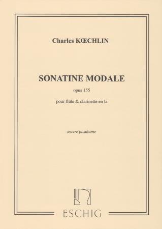SONATINE MODALE Op.155