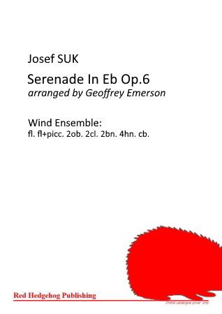 SERENADE in Eb major Op.6 (score & parts)