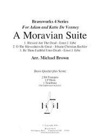 A MORAVIAN SUITE