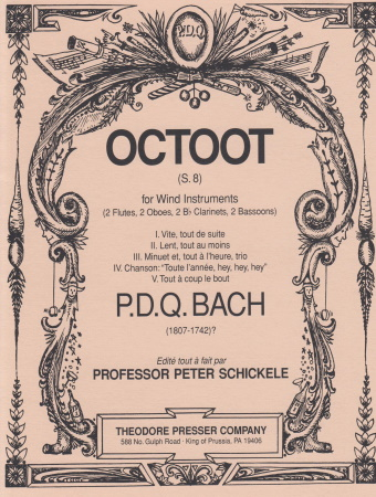 OCTOOT (score & parts)