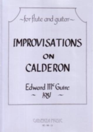 IMPROVISATIONS ON CALDERON