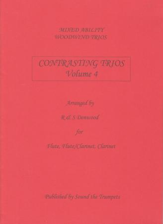CONTRASTING TRIOS Volume 4 (score & parts)