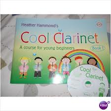 COOL CLARINET Book 1 + CD