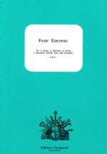 FOUR ENCORES
