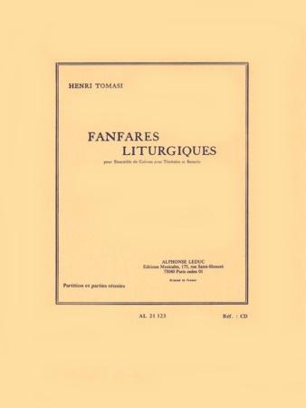 FANFARES LITURGIQUES score & parts