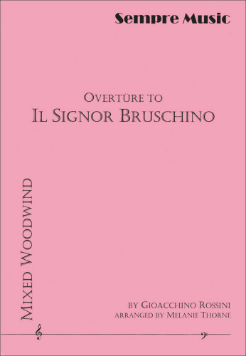 IL SIGNOR BRUSCHINO (score & parts)