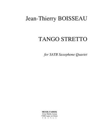 TANGO STRETTO