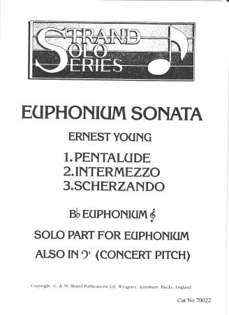 EUPHONIUM SONATA (treble/bass clef)
