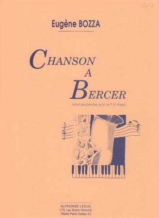 CHANSON A BERCER