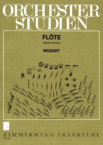 ORCHESTRAL STUDIES: Mozart