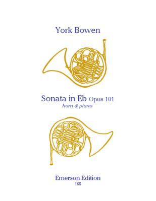 SONATA in Eb major Op.101