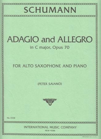 ADAGIO AND ALLEGRO in C major Op.70