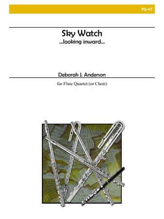 SKY WATCH...LOOKING INWARD...