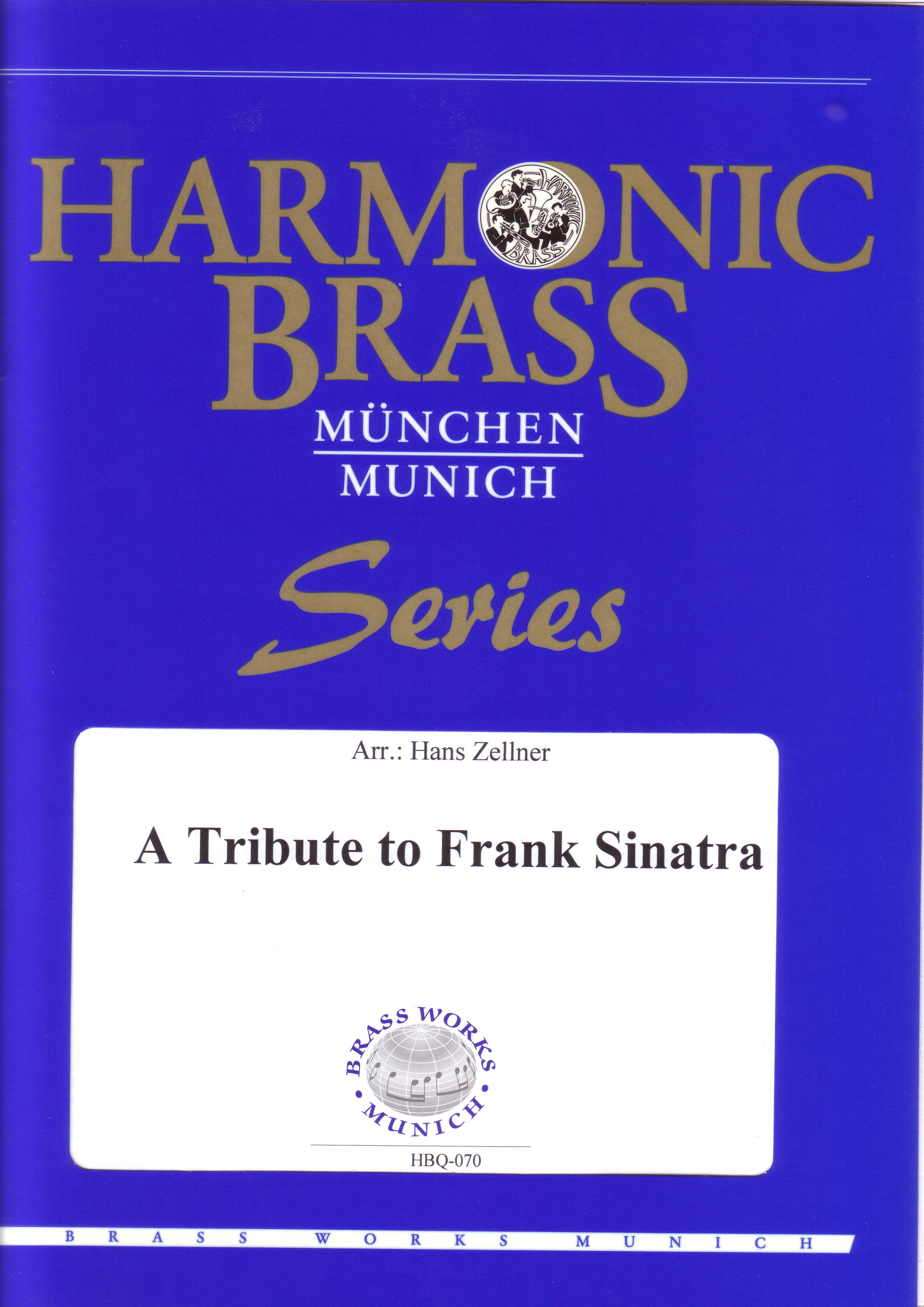 A TRIBUTE TO FRANK SINATRA (score & parts)