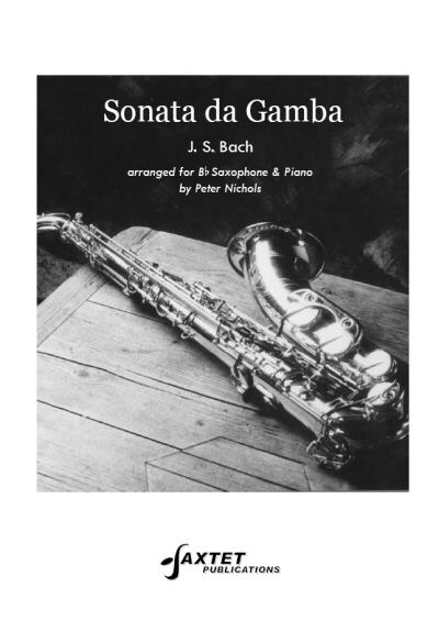 SONATA DA GAMBA