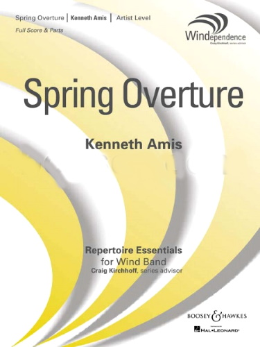 SPRING OVERTURE (score & parts)