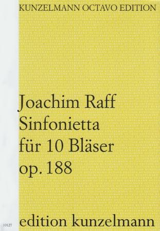 SINFONIETTA Op.188 (score)