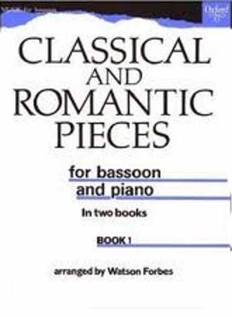 CLASSICAL & ROMANTIC PIECES Book 1