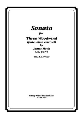 SONATA Op.83 No.4