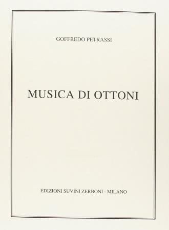 MUSICA DI OTTONI (set of parts)