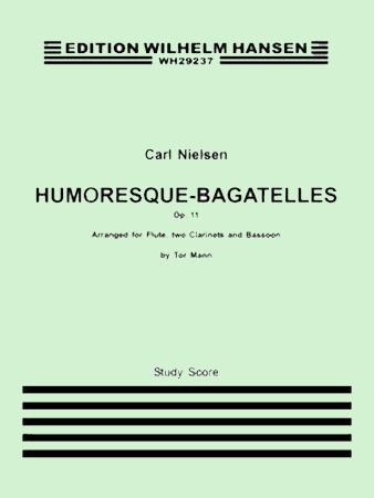 HUMOROUS BAGATELLES score