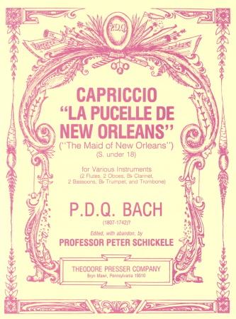 CAPRICCIO 'La Pucelle de New Orleans'