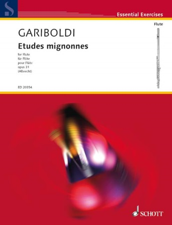 20 ETUDES MIGNONNES Op.131
