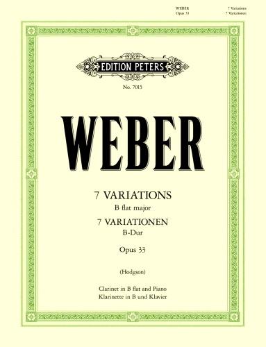 SEVEN VARIATIONS Op.33