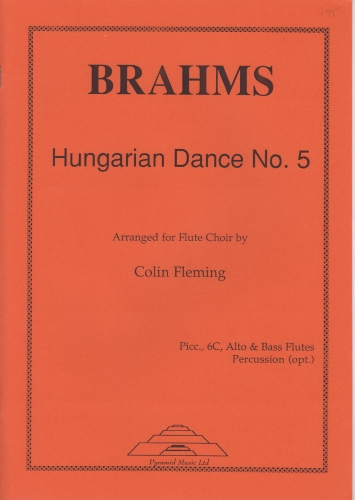 HUNGARIAN DANCE No.5 (score & parts)