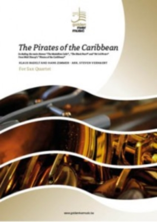 PIRATES OF THE CARIBBEAN (score & parts)