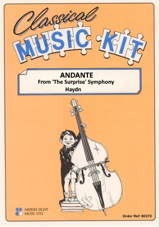 ANDANTE from The 'Surprise' Symphony