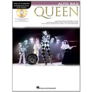 QUEEN Playalong + CD