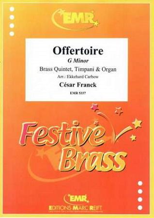 OFFERTOIRE in G minor