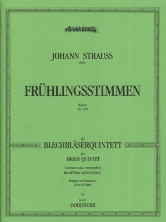 FRUHLINGSSTIMMEN WALZER Op.410