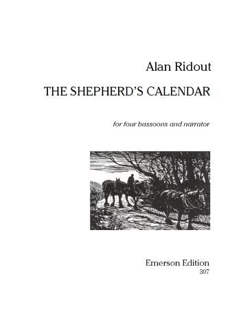 THE SHEPHERD'S CALENDAR after John Clare
