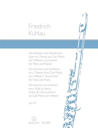 INTRODUCTION & VARIATIONS Op.63